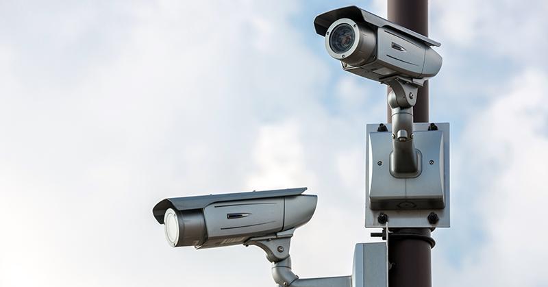 Wigwam Security Cameras