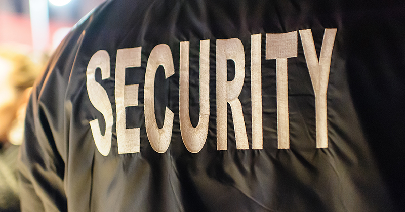 Wigwam Security Uniform 01